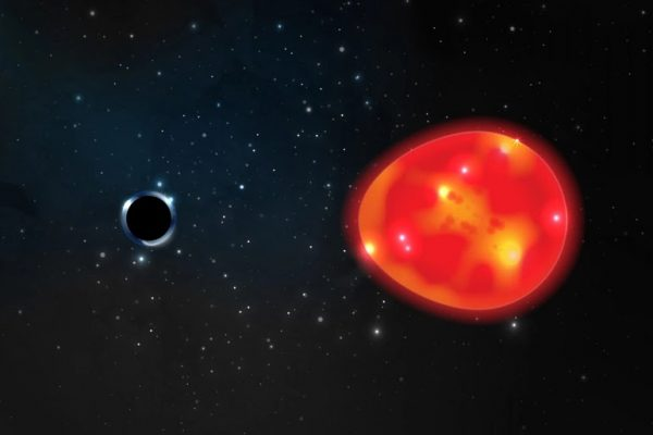 Scientists Discovered One of the Smallest Black Holes on record & the Closest to Earth