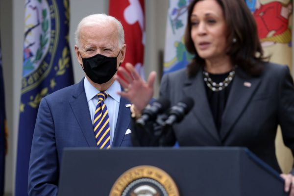 Republicans Urge Biden to Remove Harris from Leading Role on Migration Crisis
