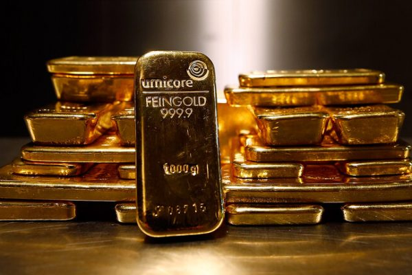 Gold Is Heading For The Best Weekly Gain In More Than Two Months