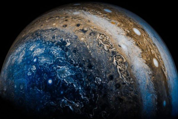 Scientists Finally Solve Mystery Of Jupiter's Spectacular Auroras
