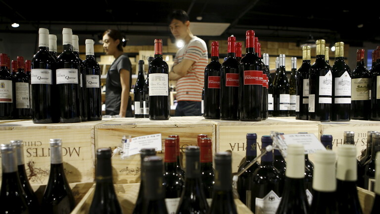 South Korea sets a record for alcohol imports