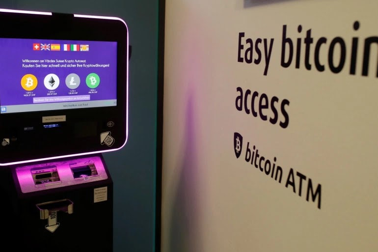 The First Bitcoin ATM.. The Craving for Cryptocurrency Arrives in Honduras