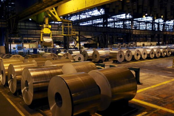 Aluminum prices at the highest level in 10 years