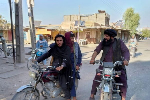 """""""Taliban"""" declares control of the second largest district in Panjshir"""