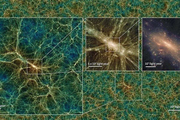 Researchers Generated the Largest Virtual Universe Free for Anyone to Explore